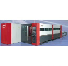 MITSUBISHI 2D Laser Cutting Machine