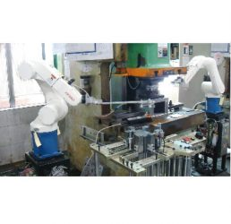Automatic Sheet Metal Production line