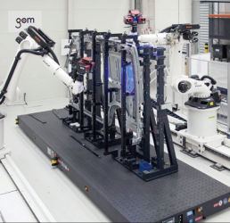 ATOS Optical Inspection Automation System